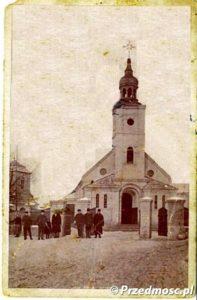 Kosciol Przedmosc 1927