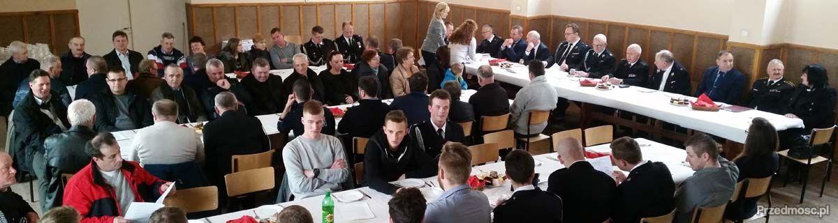 Zebranie OSP Przedmosc